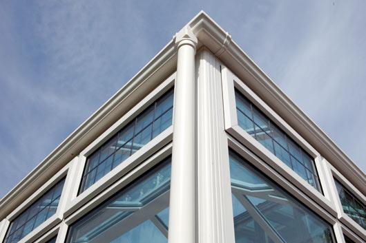 Replacement fascias & soffits supplier guttering Herts Beds