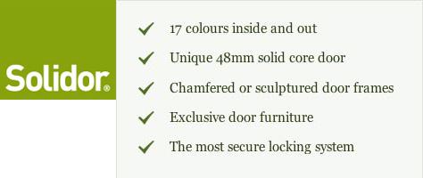 Solidor checklist